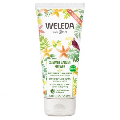WELEDA - Crème douche summer garden shower