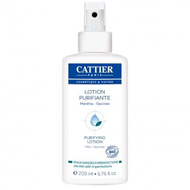 CATTIER - Lotion purifiante peaux jeunes