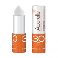 Stick à lèvres haute protection SPF 30