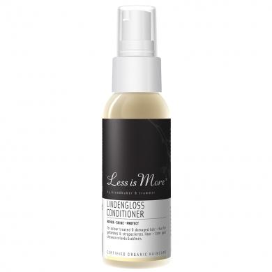 LESS IS MORE - Après-shampooing réparateur lindengloss