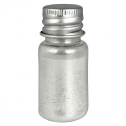 Recharge poudre scintillante argentée