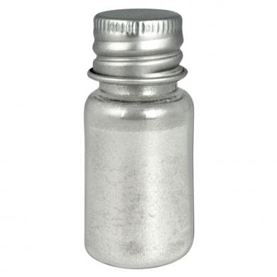 NAMAKI - Recharge poudre scintillante argentée