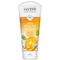 Douche soin orange & menthe - High Vitality