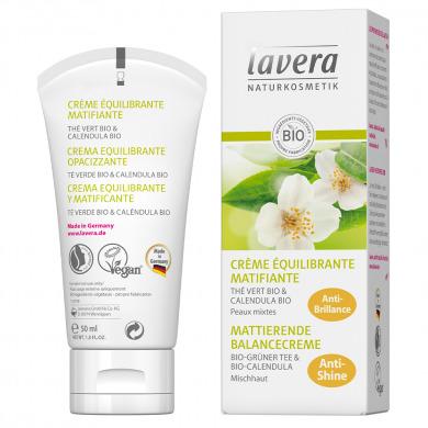 LAVERA - Crème equilibrante matifiante