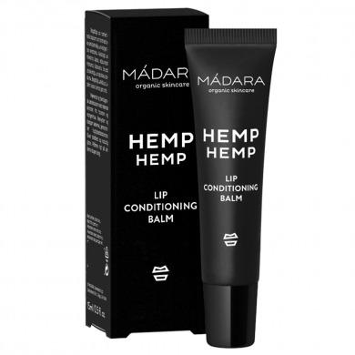 MÁDARA - Baume à lèvres hydratant Hemp Hemp