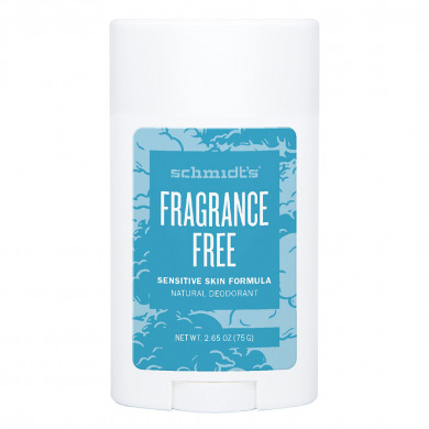 SCHMIDT'S - Déodorant stick sensitive sans parfum