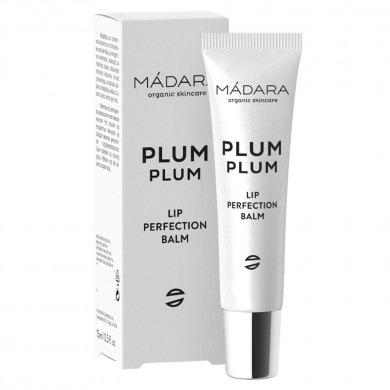 MÁDARA - Baume à lèvres rajeunissant Plum Plum