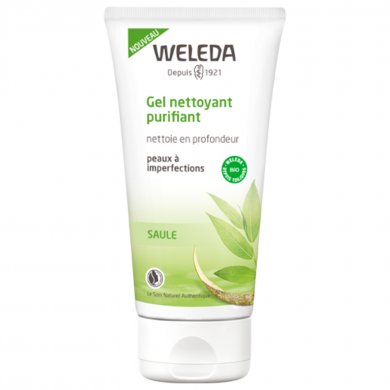 WELEDA - Gel nettoyant purifiant