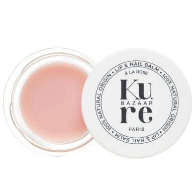 KURE BAZAAR - Baume lèvres & ongles à la rose