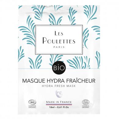 LES POULETTES - Masque hydra-fraîcheur