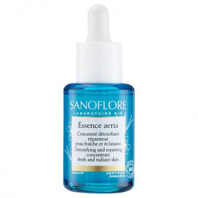 SANOFLORE - Essence aeria - concentré détoxifiant réparateur