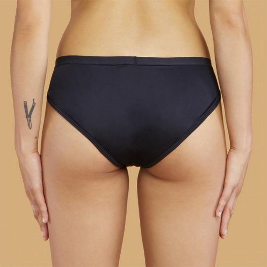 Culotte menstruelle noire - Sport