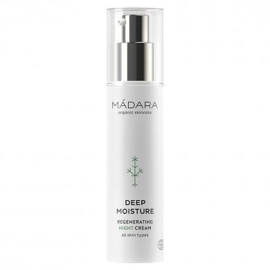 MÁDARA - Crème de nuit régénérante