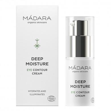 MÁDARA - Crème contour des yeux