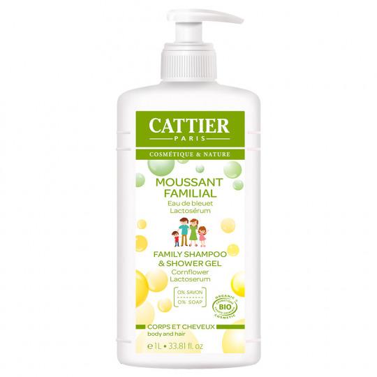 Moussant familial sans savon