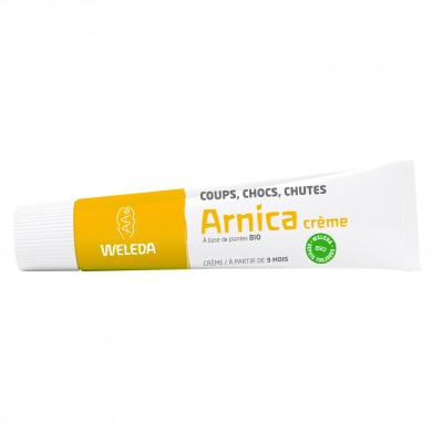 WELEDA - Crème à l'arnica - coups, chocs, chutes