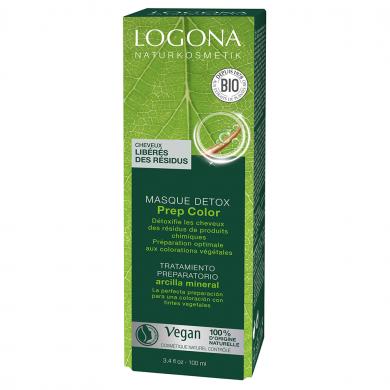 LOGONA - Masque préparateur avant coloration