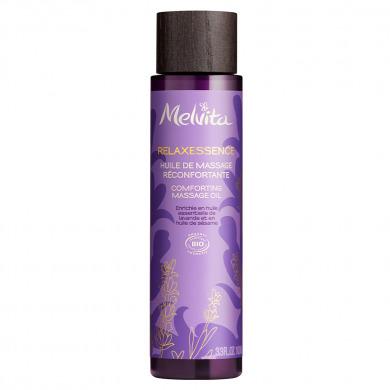 MELVITA - Huile de massage réconfortante - Relaxessence