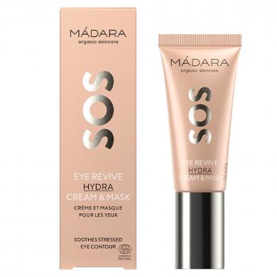 MÁDARA - Crème & masque pour les yeux SOS