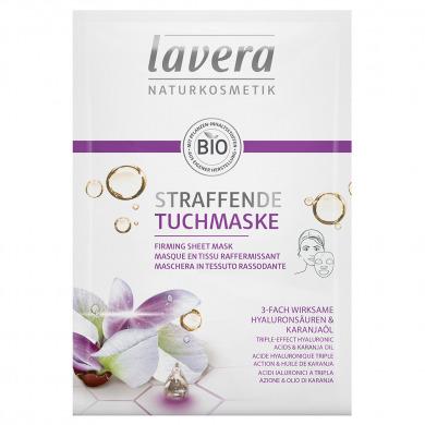 LAVERA - Masque en tissu raffermissant