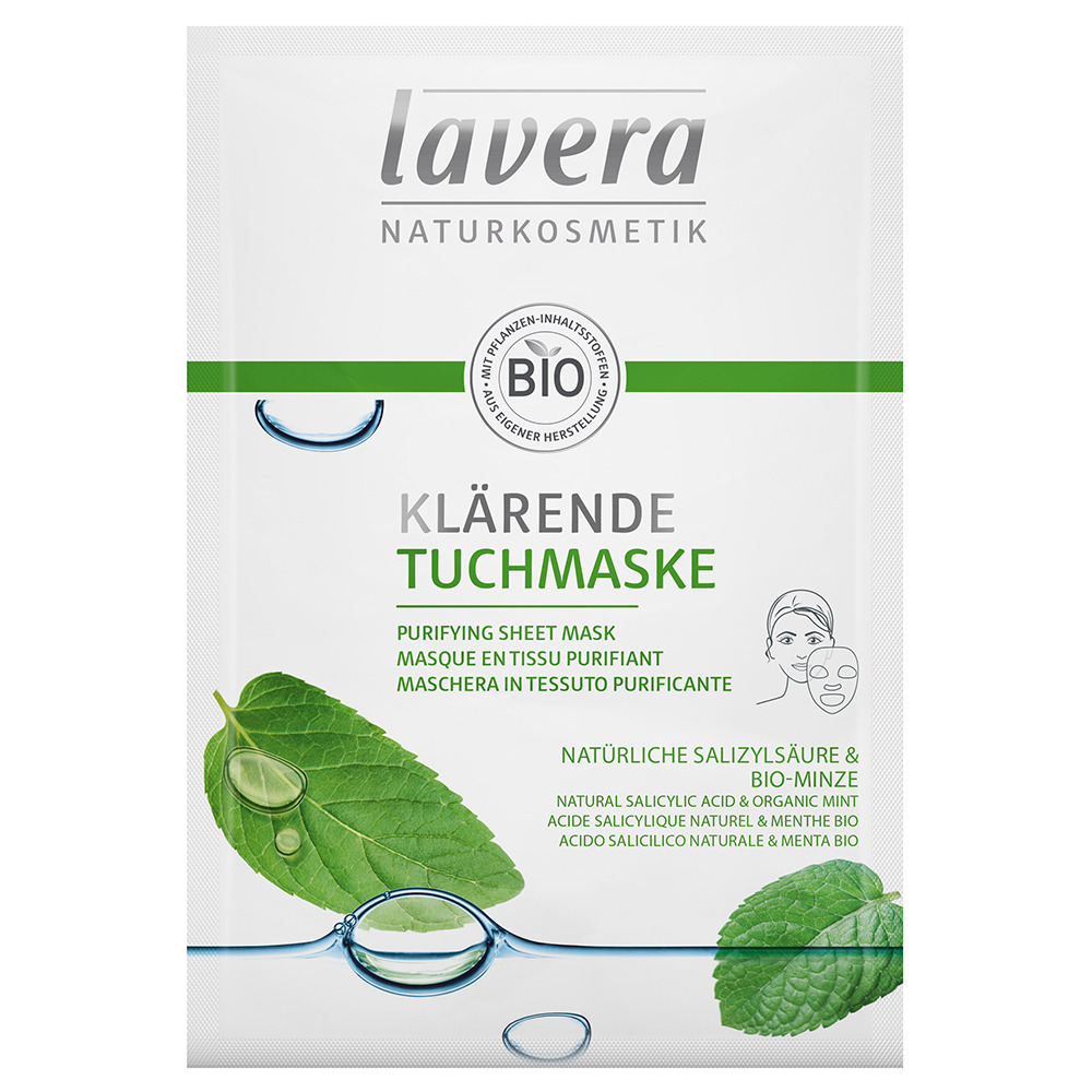masque en tissu anti bacterien