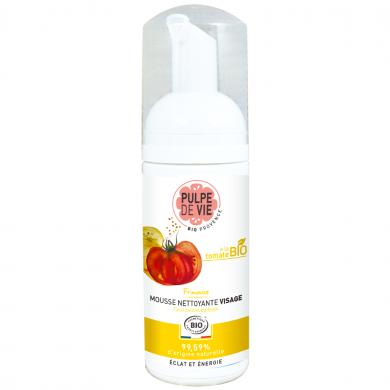 PULPE DE VIE - Frimousse mousse de fruits démaquillante