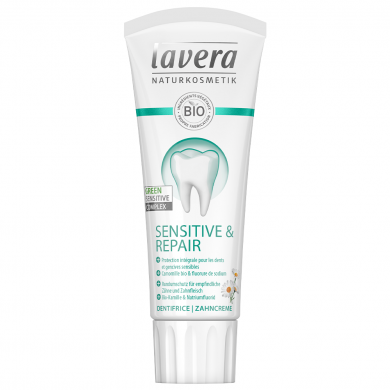 LAVERA - Dentifrice dents sensibles basis