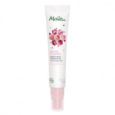MELVITA - Gelée fraîche désaltérante nectar de roses
