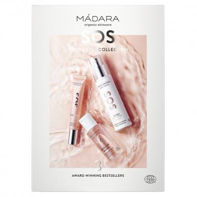 MÁDARA - Kit de soins hydratants SOS