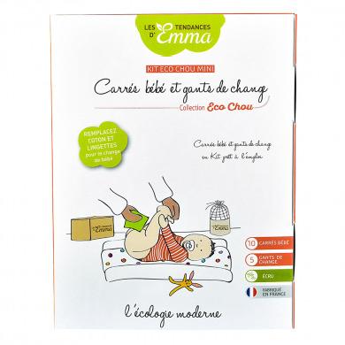 LES TENDANCES D'EMMA - Kit eco chou mini bambou