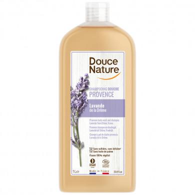 DOUCE NATURE - Shampooing douche lavande
