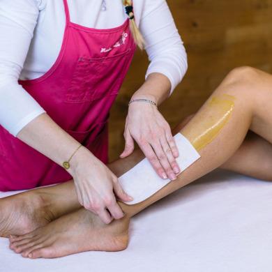 MADEMOISELLE BIO - Épilation demi-jambes