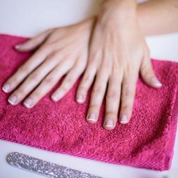 De jolies mains