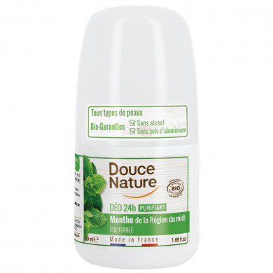 DOUCE NATURE - Déodorant bille peaux normales