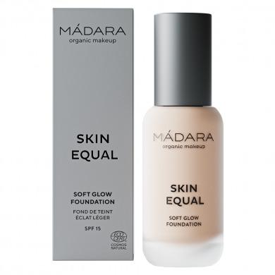MÁDARA - Fond de teint éclat Skin Equal Foundation