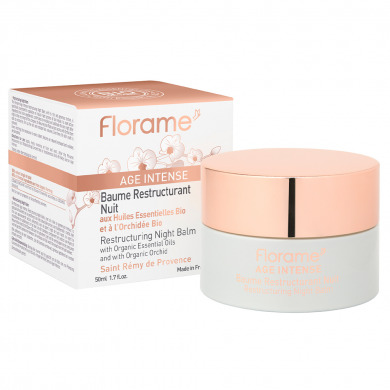 FLORAME - Baume restructurant nuit Age Intense