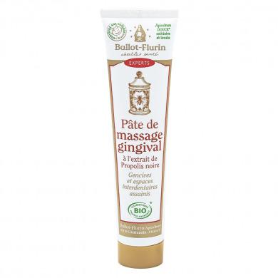 BALLOT-FLURIN - Pâte de massage gingival à la propolis noire