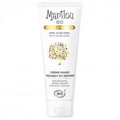 MARILOU BIO - Crème mains à l'huile d'argan