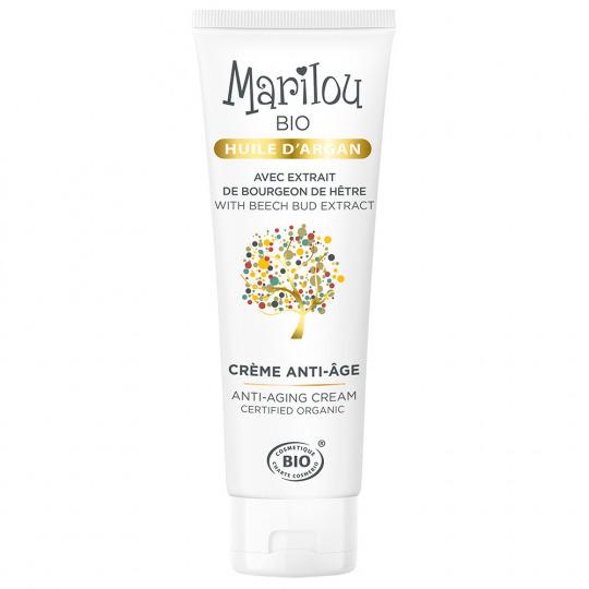 Crème anti-age à l'huile d'argan