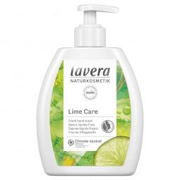 Savon liquide frais mains au citron vert