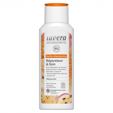LAVERA - Après-shampooing réparateur & soin