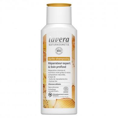 LAVERA - Après-shampooing réparateur expert & soin profond
