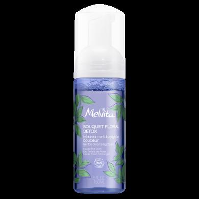 MELVITA - Mousse nettoyante légère