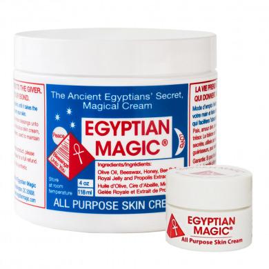 EGYPTIAN MAGIC - Duo baume multi-usages + mini offert