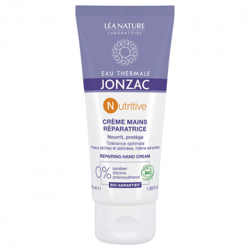 JONZAC EAU THERMALE - Crème mains effet protecteur seconde peau