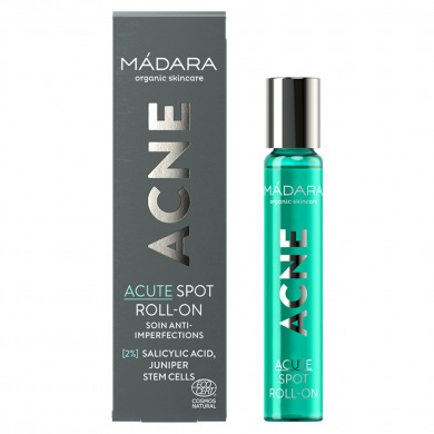 MÁDARA - Roll-on anti-imperfections Acne