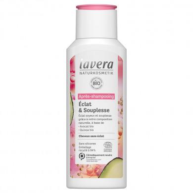LAVERA - Après-shampooing éclat & souplesse