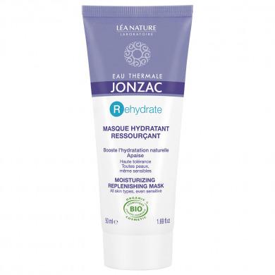 JONZAC EAU THERMALE - Masque hydratant ressourçant
