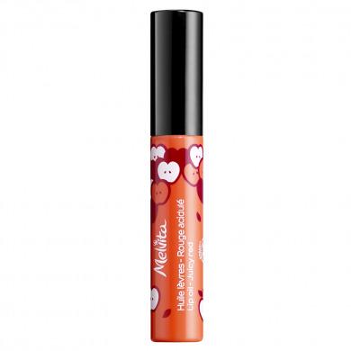 MELVITA - Huile à lèvres teintée