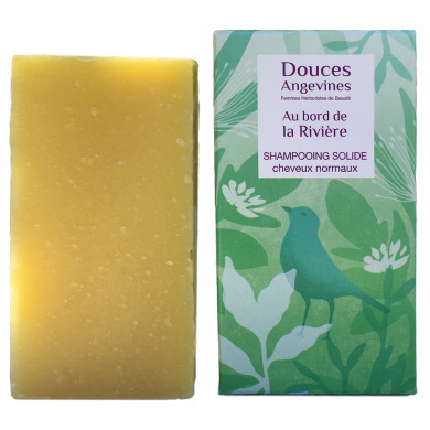 DOUCES ANGEVINES - Shampooing solide cheveux normaux